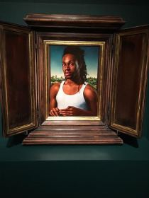 Kehinde Wiley A New Republic Portrait 2